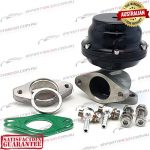 TiAL(r) 38mm 2 Bolt Wastegate F38 12psi Black